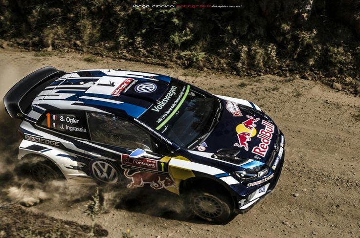 WRC Vodafone Rally Portugal 2016  Ogier