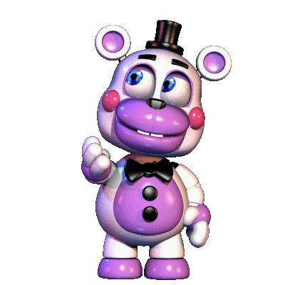 official mangle, funtime foxy and lolbit fanblog