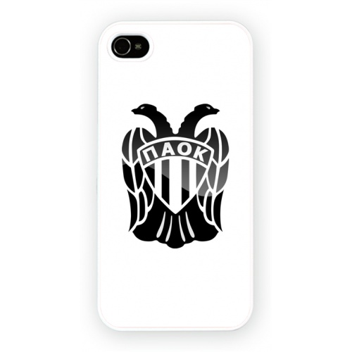 PAOK Saloniki FC iPhone Case