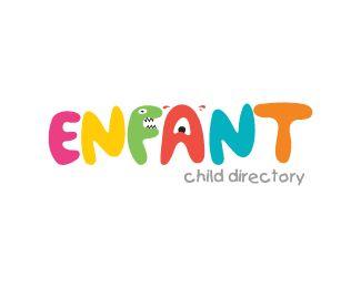 Logo Design Inspiration - Kinder Logos - logo-pogo.de