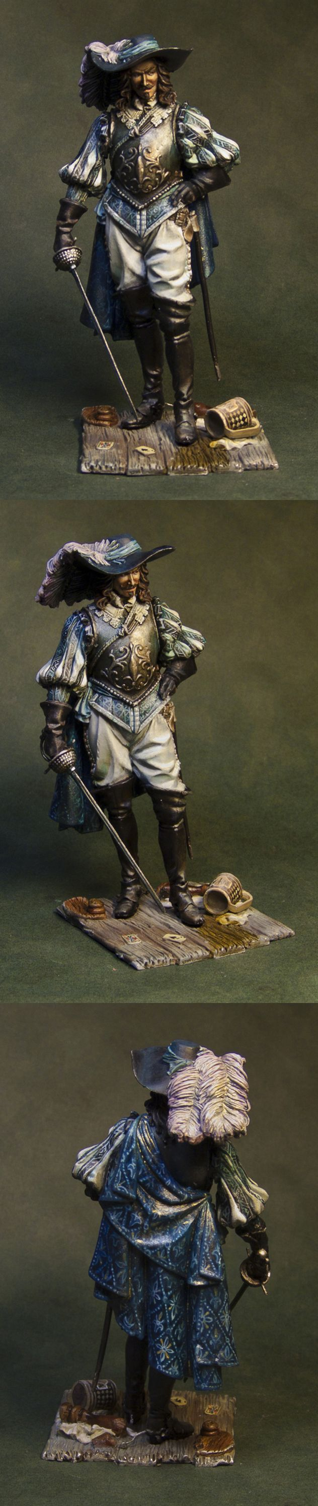 Spanish Nobleman (by oxotnikkod from www.coolminiornot.com?)