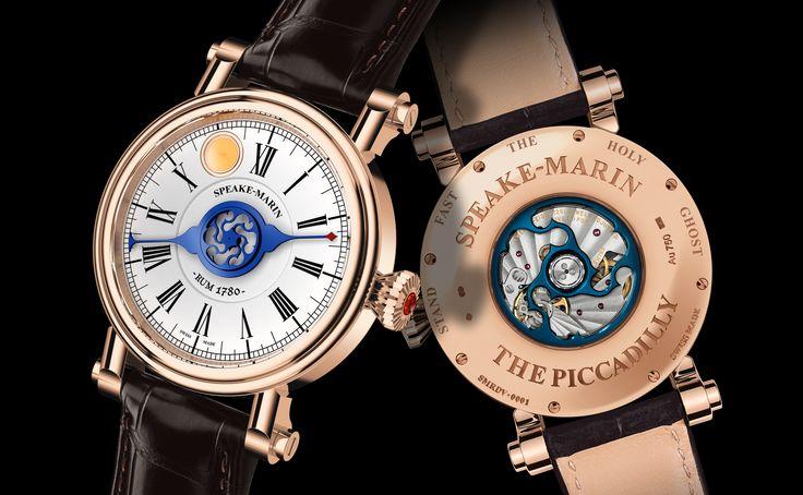 Legendary watchmaker Peter Speake-Marin visiting Warsaw - Wealth ...