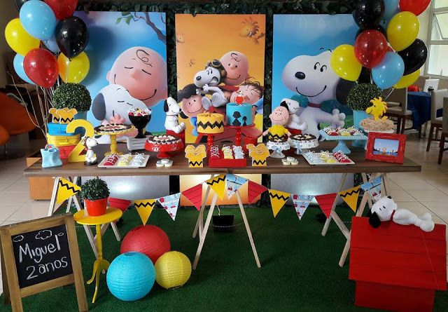 SNOOPY PARTY                                                       …