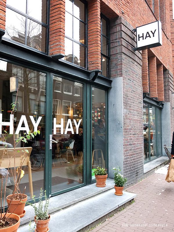 Carnet de shopping: HAY Amsterdam Spuistraat 281 1012 VR Amsterdam