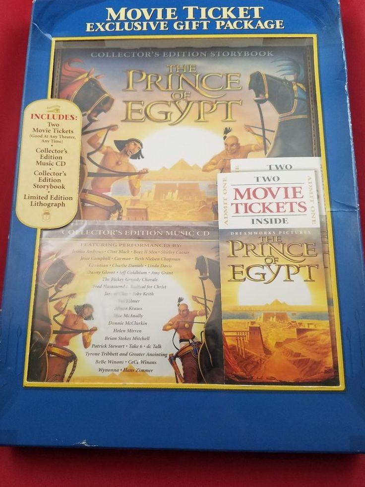 De prince van egypte film