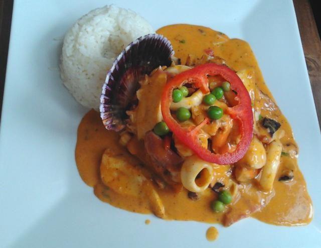 473 best comidad peruana images on pinterest peruvian cuisine se prepara con variedad de mariscos y ajes peruanos forumfinder Images