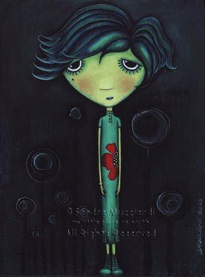 Sandra Mucciardi : ASPHODEL To view more of Sandra Mucciardi's art go to www.sandramucciardi.com