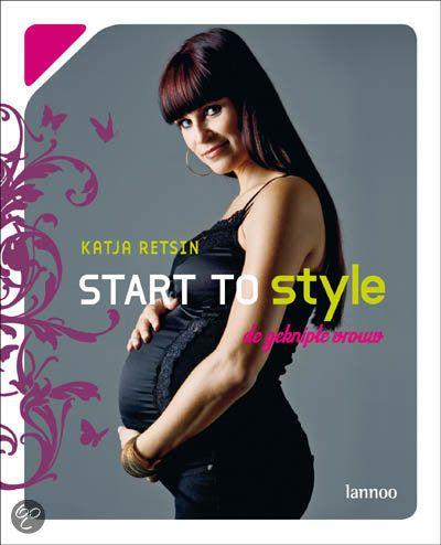 Start To Style - Katja Retsin - ISBN 9789020985498. Een stijlboek voor mama's in spe;;;Het derde boek van tv-presentatrice Katja Retsin, dit keer voor de zwangere vrouw;;;Met een dagboek van Katja's eigen zwangerschap. GRATIS VERZENDING IN BELGIË - BESTELLEN BIJ TOPBOOKS VIA BOL COM OF VERDER LEZEN? DUBBELKLIK OP BOVENSTAANDE FOTO!