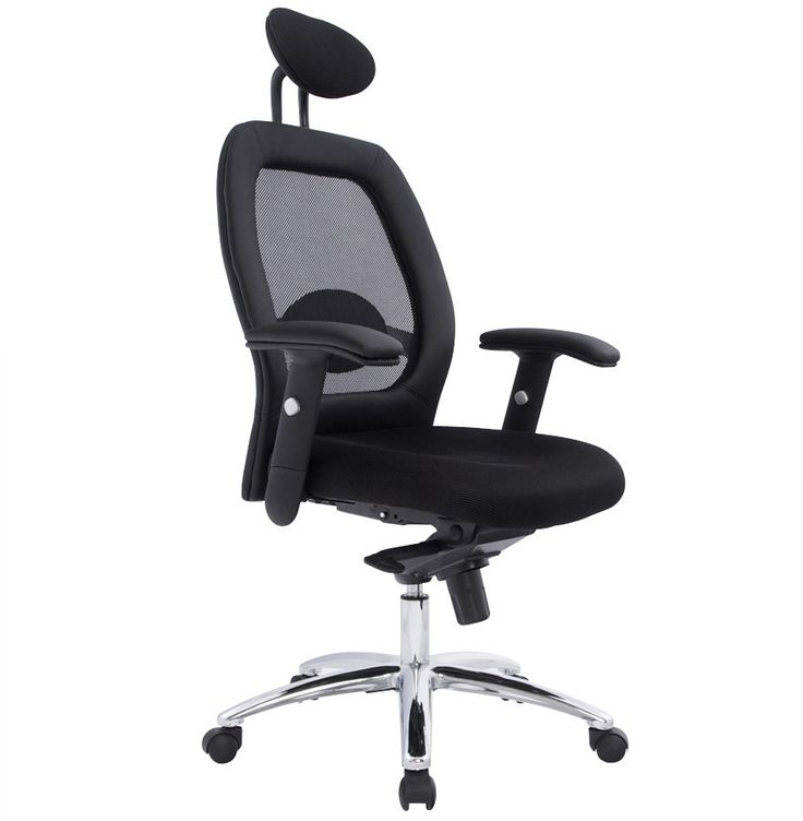 Black Designer Kokoon Utah Office Chair OC00050BL  sc 1 st  Pinterest : office chairs utah - Cheerinfomania.Com