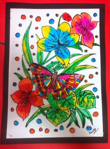 Summer Day Camp Arts And Crafts Ideas
