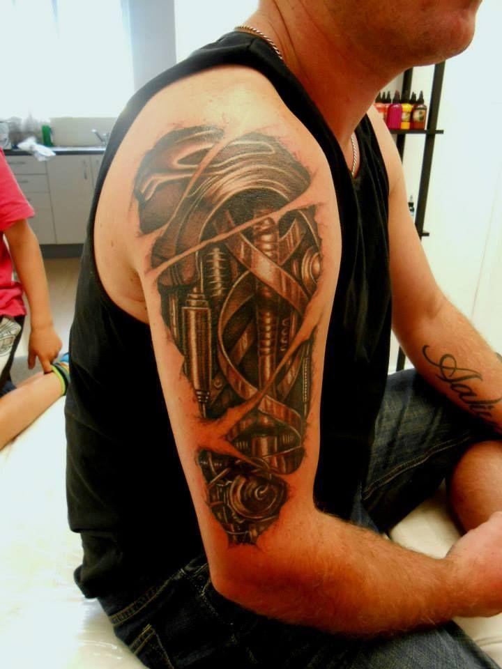 christian tattoo artists nz