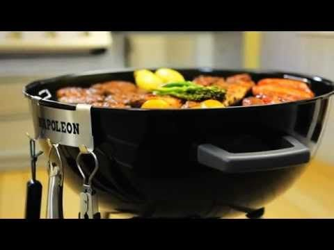 Napoleon Rodeo Charcoal Kettle Grill - BBQ's & Outdoor