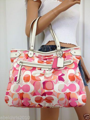 201 best Coach Handbags Wristlets Wallets images on Pinterest ...