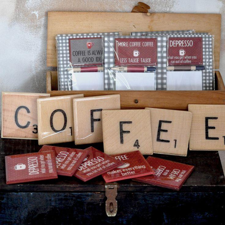 More coffee coffee, less talkie talkie.