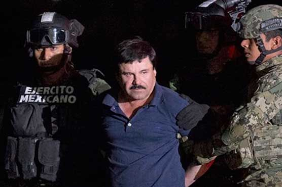 Mexican judge: El Chapo can be extradited to US