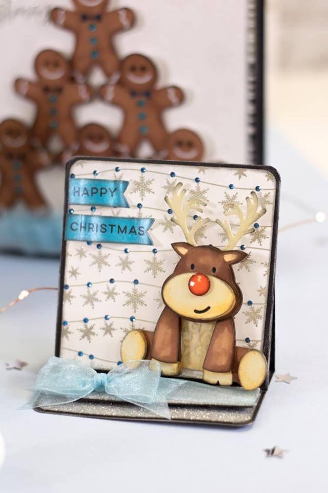 Sara Signature Cute Christmas Collection #crafterscompanion