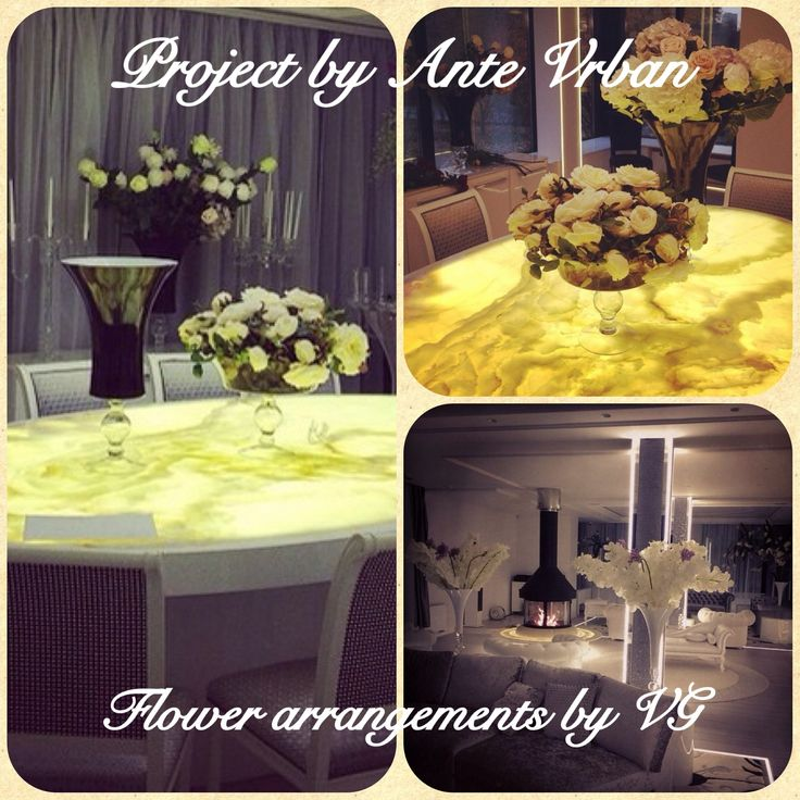 It's always tremendous how he makes the most of our flower arrangements. Great job as always by Architect Ante Vrban!   Flower arrangements by VG ► www.vgnewtrend.it/en/furnishings/flowers-arrangements/medium   #homedecor #decoracion #decoration #home #decor #flowers #flower #luxury #interior #design #luxuryliving #luxurylifestyle #interiordesign #architect #designer #london #moscow #russia #dubai #india #italiandesign #italy