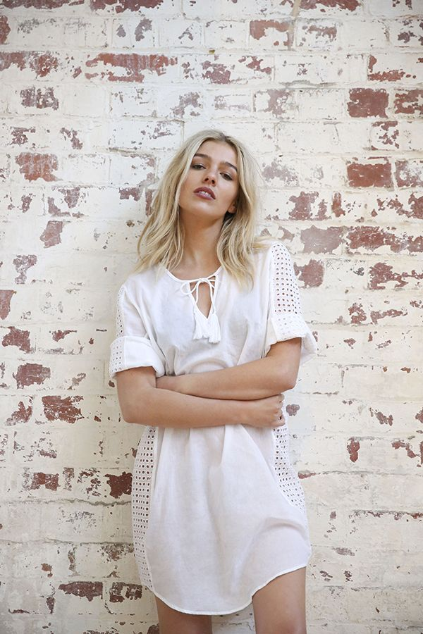 Luxe Deluxe High Summer 15   Model Ellie Cocker   Photography by Brittany Lucas  
