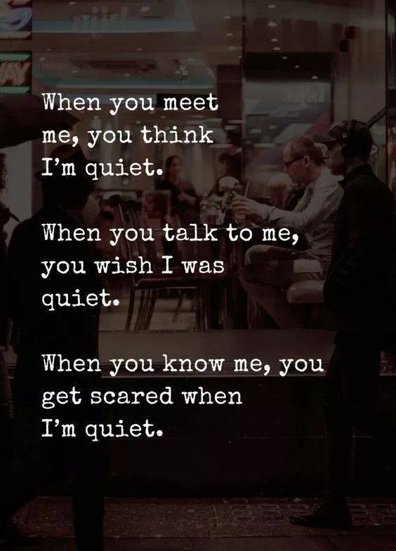 26 Silence Quotes