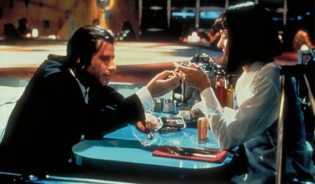 Pulp Fiction- Uma Thurman and John Travolt