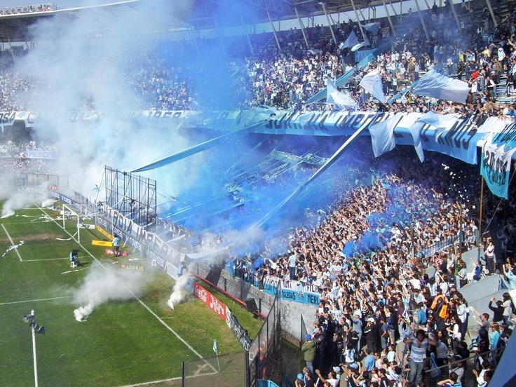 Racing Club de Avellaneda, Argentina.  -lbk-