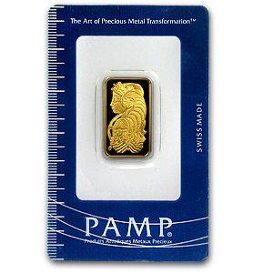10g Gold Bar
