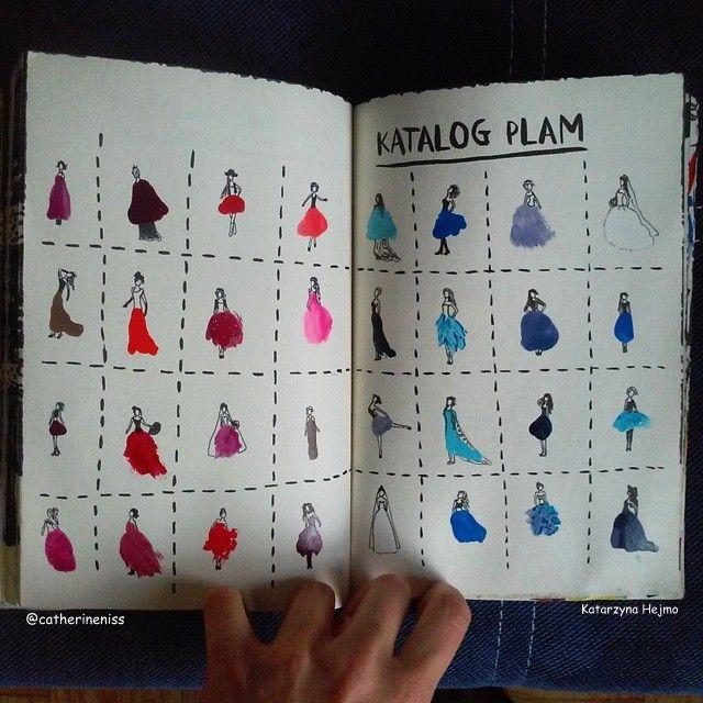Podesłała Katarzyna Hejmo #zniszcztendziennikwszedzie #zniszcztendziennik #kerismith #wreckthisjournal #book #ksiazka #KreatywnaDestrukcja #DIY