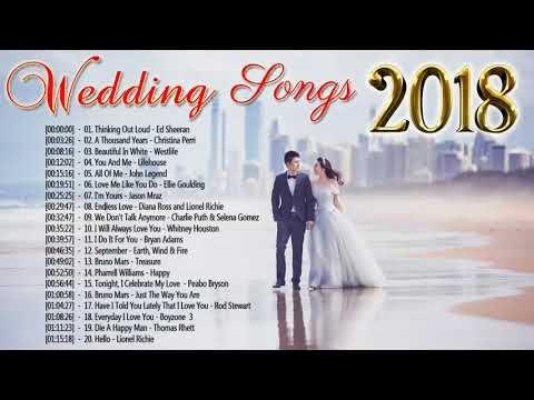 Wedding Songs 2018.Top 100 Beautiful Wedding Songs 2018 Wedding Songs For