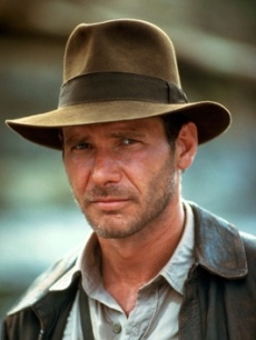 Harrison Ford. Gorgeous.