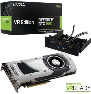 EVGA GeForce VR