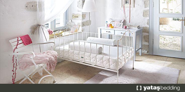 #LGA® #sertifikalı #Yataş #Bebek #Yatakları ile bebeğiniz mışıl #mışıl uykurken, sizin de içiniz #rahat edecek.