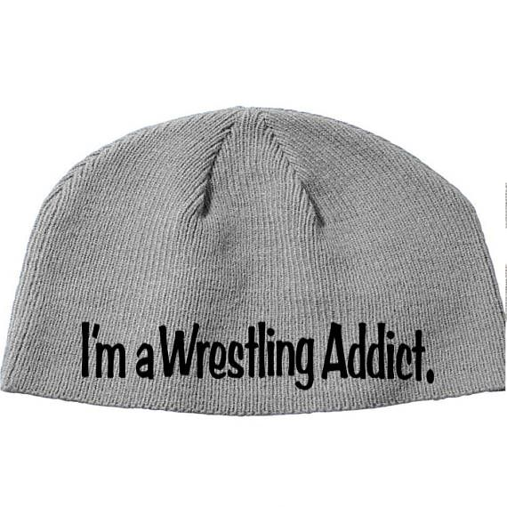 I'm a Wrestling Addict WWE NXT WWF wcw nwo Wrestling