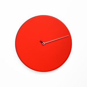Red Clock: Clocks Red, Shorts Hands, Hour Hands, Wall Clocks, 246 Products, Italian Clocks, Red Clocks, Design, Red Hot