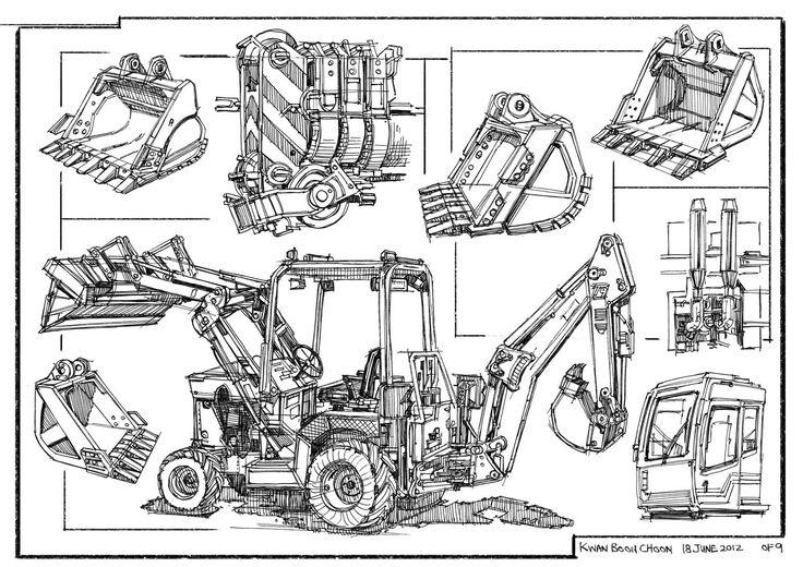 Fzd sketchbooks 170