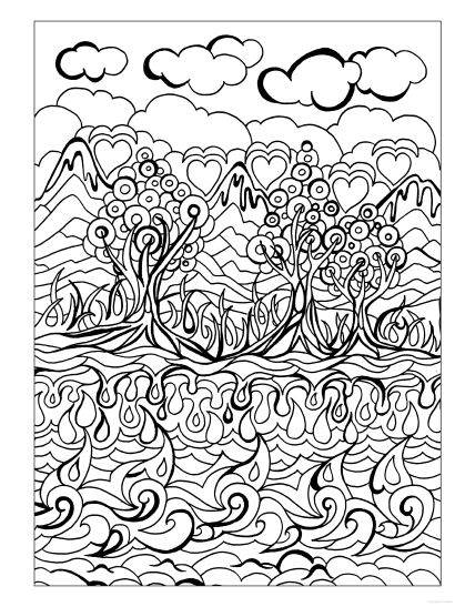356 best more pages to color images on Pinterest | Coloring books ...