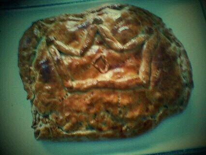 Kings Day's pie!