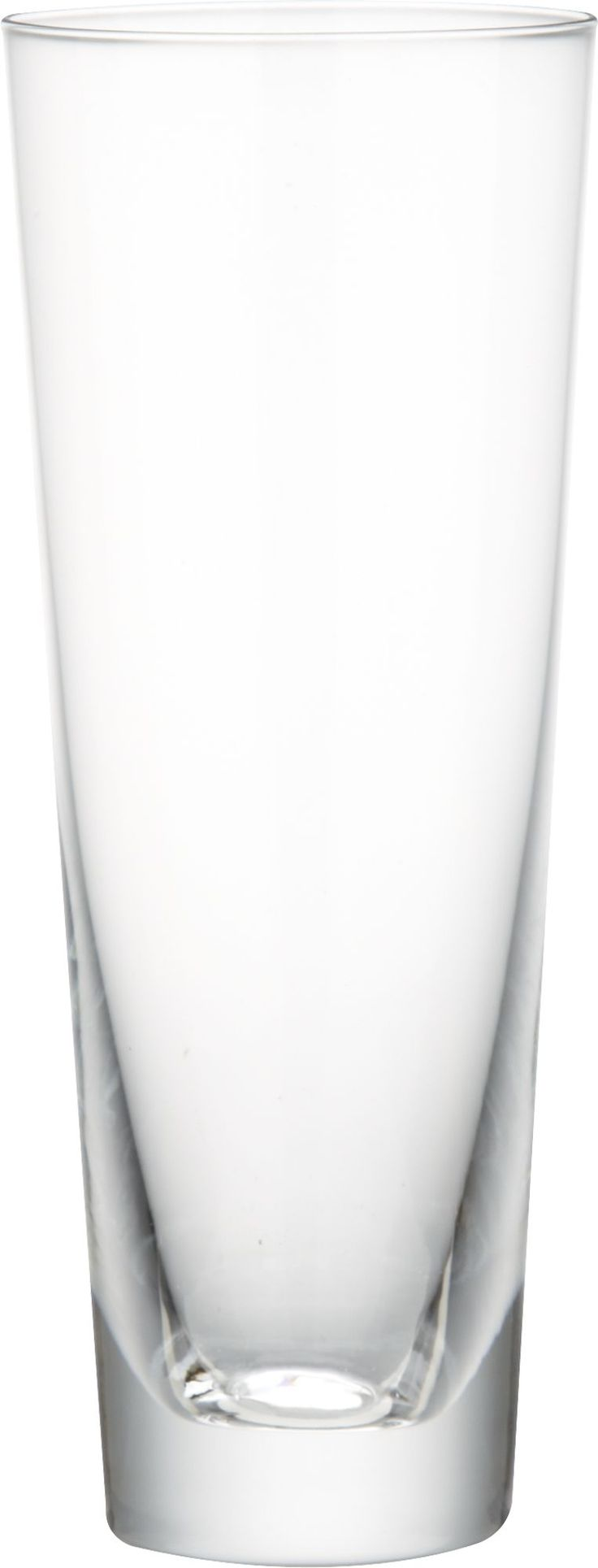 Glassware: I like tall drink glasses... Biggs Long Drink Glass C&B