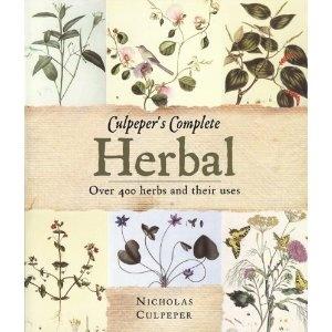 Culpeper's Complete Herbal: Over 400 Herbs And Their Uses:Nicholas Culpeper: #Books #herbalism# herbalist#medicine# remedies#