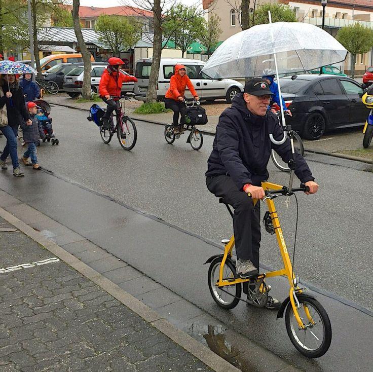 Strida style bike