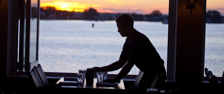 Boat House Restaurant Tiverton