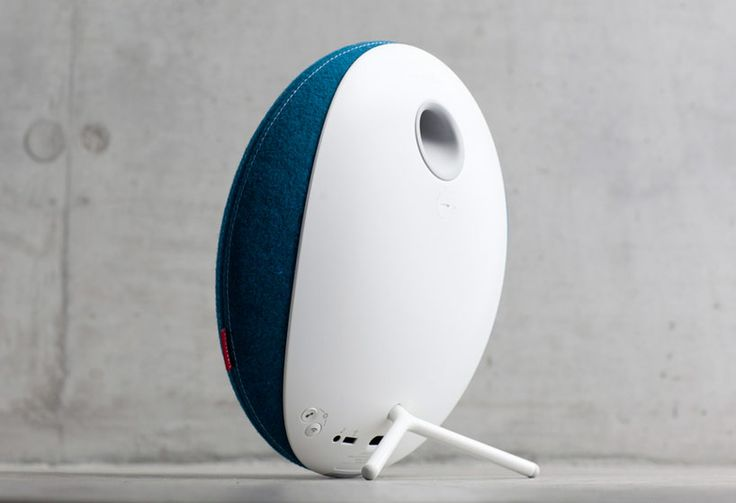 libratone loop wireless wall-mount speaker system - designboom   architecture & design magazine