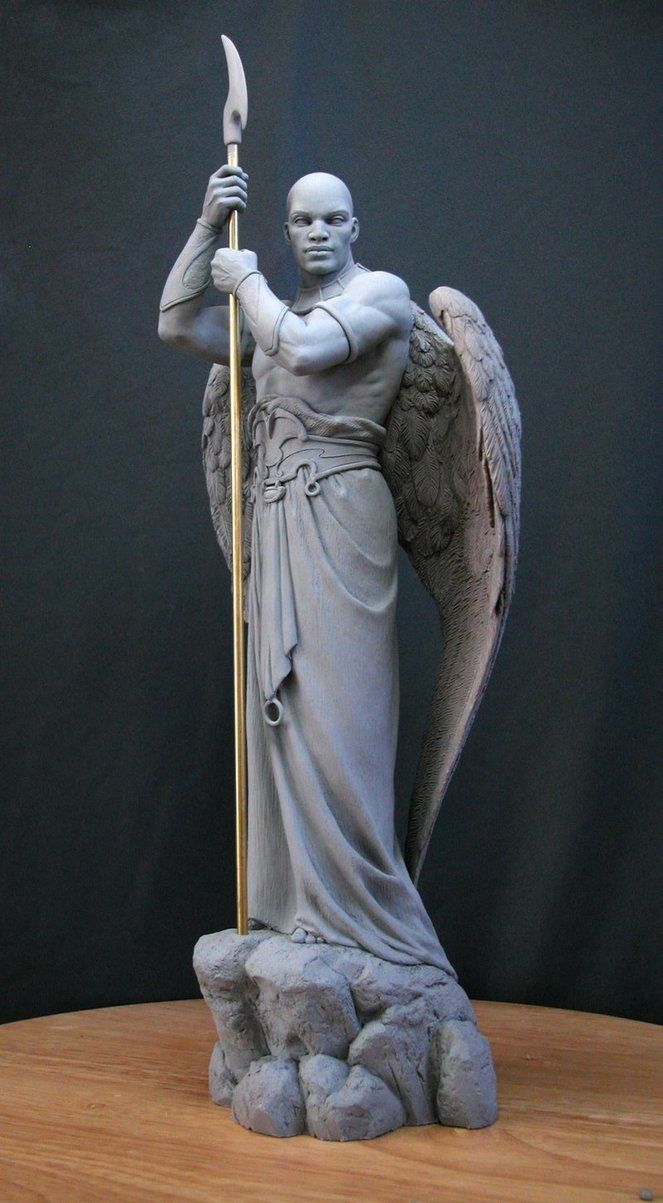 Best angel statues and sculptures images on pinterest