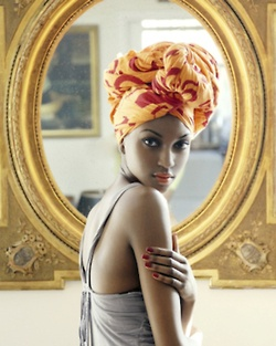 turbanista:    I'm Starting With The woman In The Mirror I'm Asking Her NOT To Change Her Ways …