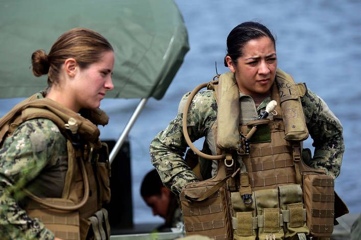 Should women be required to register for the draft?