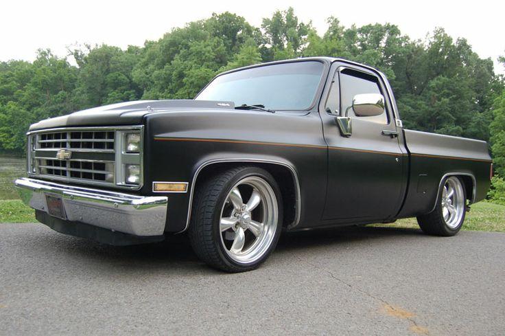 '87 Chevrolet Silverado