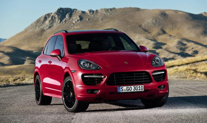 But the Porsche Cayenne GTS is a bit different. Only a bit, mind,because it's still a terrible show-off, but at least this one drives like a Porsche should. It's quick