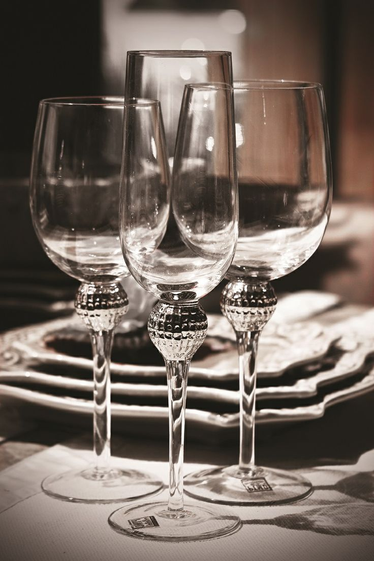 Glass Luster Collection
