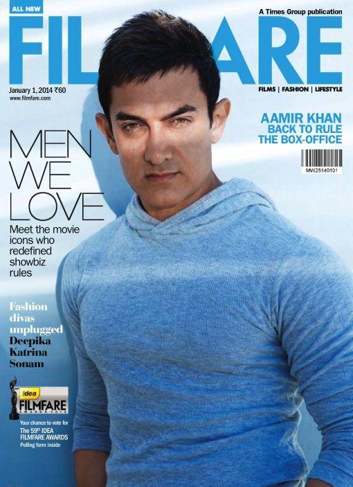 Aamir khan .