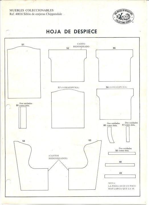 Gargantuan image within free printable dollhouse furniture patterns