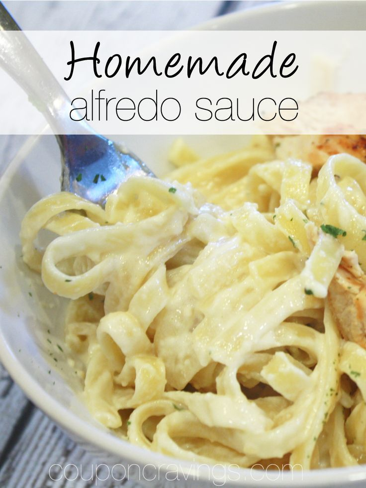 Best Alfredo Sauce Recipe Homemade Olive Gardens